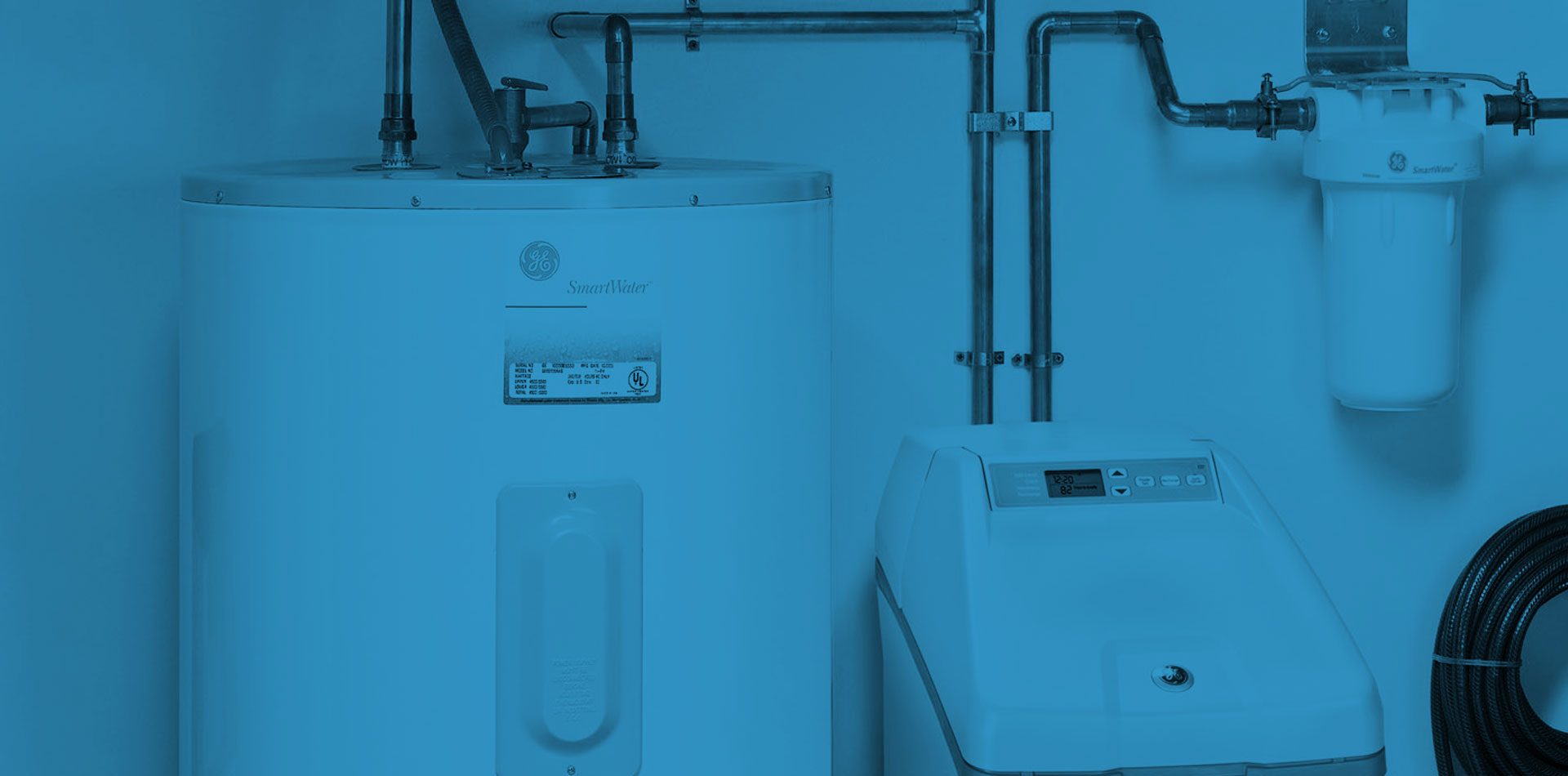English Plumbing Company › Water Softeners